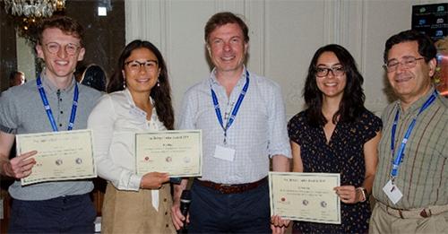 Deux autres étudiants britanniques ont été récompensés